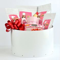 Small diabetic gift basket the diabetic pastry chef sugar free large diabetic gift basket negle Images
