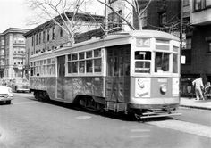 PETER WITT TROLLEY ON RT.34 PTC PHILA.