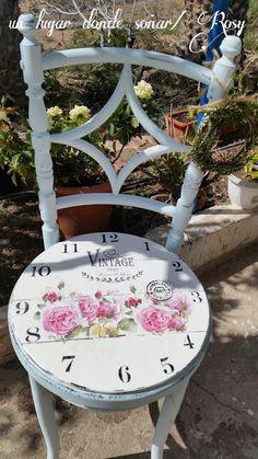 un lugar donde soñar: una nueva silla......