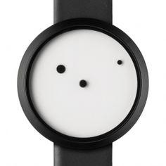 Ora Lattea | Designer Watches | Dezeen Watch Store // love this minimal watch