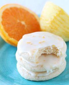 Citrus Doodle Cookies...