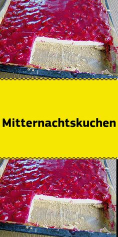 midnight cake - Midnight cake a very nice recipe with a picture from the fruit category. Ingredients: For the dough - Baked Donut Recipes, Baked Donuts, Baking Recipes, Chocolate Glaze, Chocolate Recipes, After Eight Torte, Apple Jam, Raspberry Cake, Baked Apples