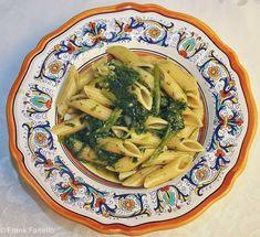 Pasta con la cicoria (Pasta with Chicory)