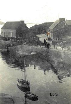 Ouessant port de Lampaul