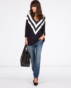 Loose-fitting jumper | Jumpers and cardigans | Comptoir des Cotonniers