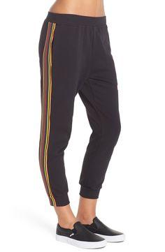 adidas by Stella McCartney 'SC' Jogger Sweat Pants Cut Off Jeans, Sweat Pants, Jogger Sweatpants, Stella Mccartney Adidas, Nordstrom, Comfy, Workout, Shorts, Chic