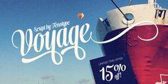 Font dňa – Voyage (zľava 15%, komplet 29,74 €) - http://detepe.sk/font-dna-voyage/
