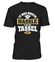 Hassle tassel women's dark hass - tshirt - Tshirt