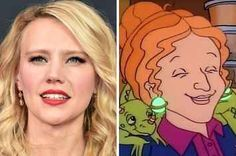 """Rejoice, Kate McKinnon Is Voicing Ms. Frizzle In The New """"Magic School Bus"""" Series 
