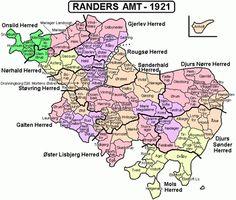 Randers Amt 1921