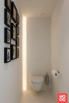 - Best ideas for decoration and makeup - Bathroom Lighting Design, Bathroom Design Luxury, Modern Bathroom Decor, Small Toilet Room, Guest Toilet, Small Bathroom, Cloakroom Toilet Downstairs Loo, Modern Toilet, Toilet Design