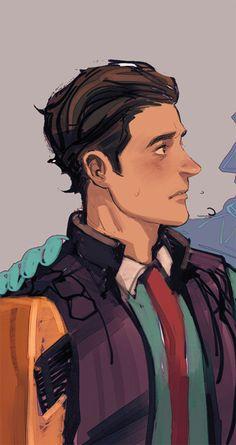 Rhys very cute :)