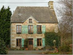 House for sale in Saint-Sever-Calvados, France : 4 bedroom country house, land & outbuildings