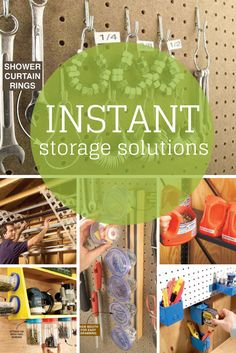 Instant Storage Solutions