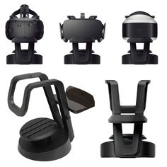 Consumer Electronics Strict Vr Headset Holder Mount Stand For Oculus Rift For Samsung Gear Vr For Htc Vive Pro Headset & Controllers Bracket Accessories And To Have A Long Life.