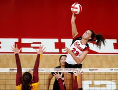 Congrats to Nebraska's Kelsey Robinson for winning the Big Ten Player of the Year!