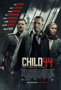 Child 44 poster Tom Hardy
