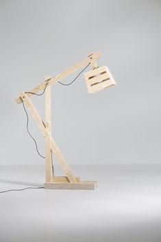 DIY lamp van Karwei at DDW