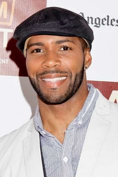 Bearded Cuties -- Omari Hardwick http://photos.essence.com/galleries/sexy_men_with_beards