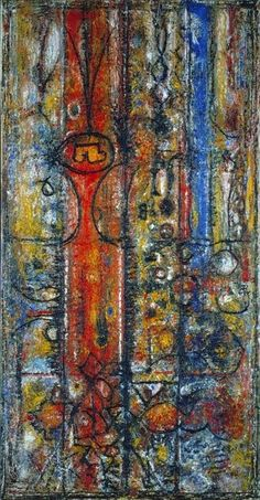Abstract expressionism - New York School - Richard Pousette-Dart