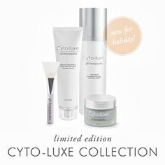 Holiday 2013: Cyto-luxe Collection