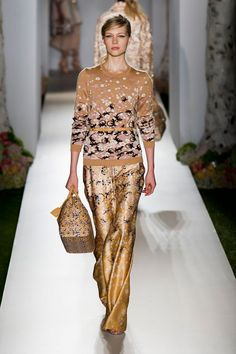 Mulberry Spring / Summer 2013