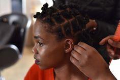 Transitioning Dairy: Bantu Knots - Diary Of A Rad Black Woman Bantu Knots, Black Women, Dreadlocks, Woman, Hair Styles, Beauty, Hair Plait Styles, Hair Makeup, Women