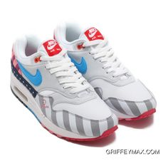 premium selection 3d3d8 d35ed Mixed Selling High Quality Avant-garde Artists In The Netherlands Piet  Parra X Nike Air Max 1 White Multi Retro Zoom All-match Jogging Shoes  Rainbow ...