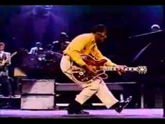 Nadine - Chuck Berry Live with Keith Richards