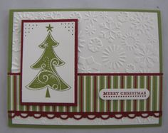 Christmas Card by TrudyW - Cards and Paper Crafts at Splitcoaststampers