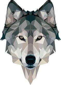 Wolf Art Print by CrunchyPeanut | Society6