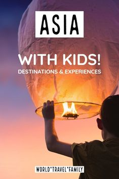 Asia with kids. Experiences of travelling in Asia with a family. What was it like to visit Asia with children. Family World Travel for Digital Nomads, Long Term Travelers and Full Time Families. Asia and South East Asia Travel with kids Travel Guides, Travel Tips, Travel Destinations, Vacation Travel, Budget Travel, Travel With Kids, Family Travel, Family World, Family Kids