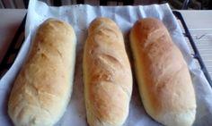 Domáca veka na chlebíčky - obrázok 2 Hot Dog Buns, Hot Dogs, Sicilian, Empanadas, Bread, Food, Basket, Brot, Essen