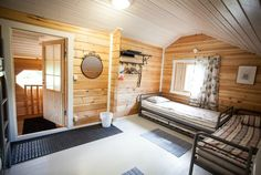 Bed & Breakfast Unterkunft Laukanranta im Rokua Geopark