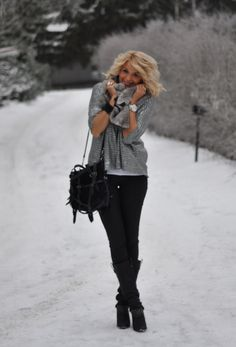 great winter outfit