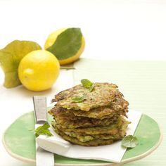 Frittini di zucchine con tomino - Scuola di cucina | Donna Moderna