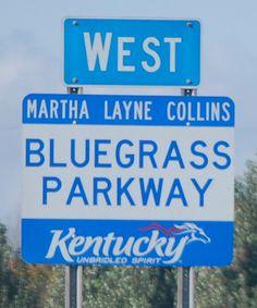 BlueGrass Parkway, Kentucky