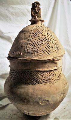 Colombian Art, Magdalena, Ancient Art, Garden Design, Symbols, Jars, Vases, Oven, Culture