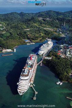 Carnival Vista and Aida Luna docked in Mahogany Bay, Roatan, Honduras. Photograph by Capt. Honduras, Roatan, Cruise Wear, Cruise Travel, Cruise Outfits Mediterranean, Countries In Central America, Alaskan Cruise, Cruise Destinations, Tall Ships