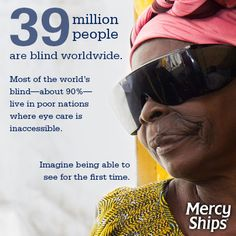 Help us make a difference! www.mercyships.org Charitable Giving, First Time, Mirrored Sunglasses, Ships, Pure Products, People, Inspiration, Biblical Inspiration, Boats