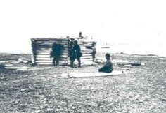 In 1871, a Norwegian seal hunter discovered a wooden hut on Novaya Zemlya in the Arctic Ocean. In it he found clothing, cooking pots, a tool chest, a clock, a flute, a cooking tripod, and several pictures.  It was the lodge of Willem Barentsz, who had passed the winter there in 1597 while seeking a northern route to China. Barentsz had died on the return journey, and the hut had stood for 270 years, awaiting rediscovery. Northeast Passage, Wooden Hut, White Sea, Utrecht, Abandoned Places, Ancient History, Paranormal, Flute, Archaeology