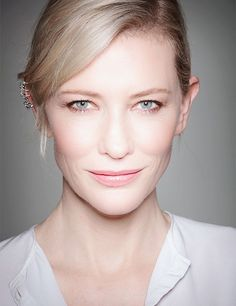 Cate Blanchett photographed by Gerhard Kassner, 2015