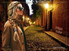 Gifs, Album, Lady, People, Fashion, Moda, Fashion Styles, Presents, People Illustration
