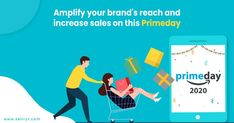Take your business to new heights in this year's PRIME    #amazonprimeday #amazonprimeday2020 #amazonprimedaydeals #amazonsellers #amazon #amazonfba #amazondeals #ecommercebusiness #ecommercemarketing #ecommerce #primeday Amazon Seo, Amazon Sales Rank, Amazon Prime Day Deals, Value Proposition, Amazon Seller, E Commerce Business, Increase Sales, Sale On