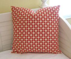 Schumacher Betwixt in Spark Designer Pillow by SewSusieDesigns, $40.00