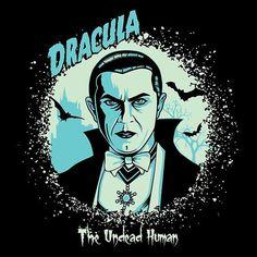 Dracula Béla Lugosi poster Digital Print Instant Download