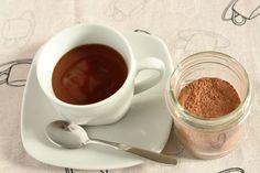Preparato per cioccolata calda e budino 2in1