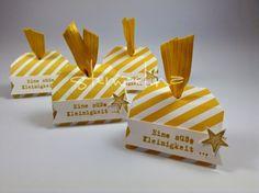 stempelina: Ferrero-Küsschen Verpackung