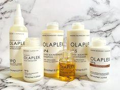 Olaplex Haircare Review