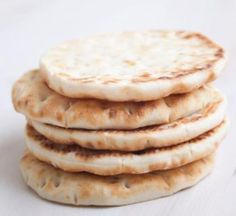 farine de noix de coco flatbread